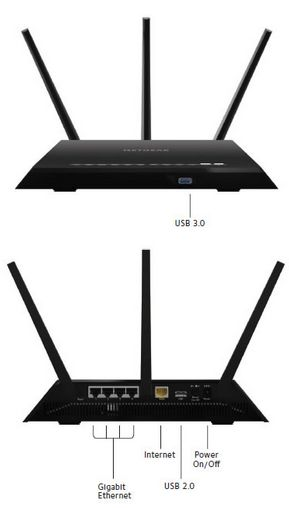 "Netgear R7000 ""Nighthawk"" Router with Tomato"
